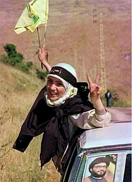 lebanese-girl-hizbullah-victory1